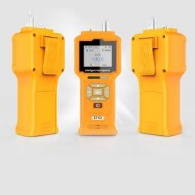 解决方案:内置泵吸式四合一气体检测仪   型号:MHY-25643