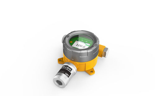 直观:固定在线式硫化氢探测器