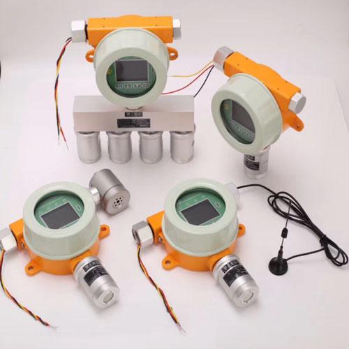 可燃气体泄漏浓度报警器_可燃有毒气体报警器_可燃气体检测